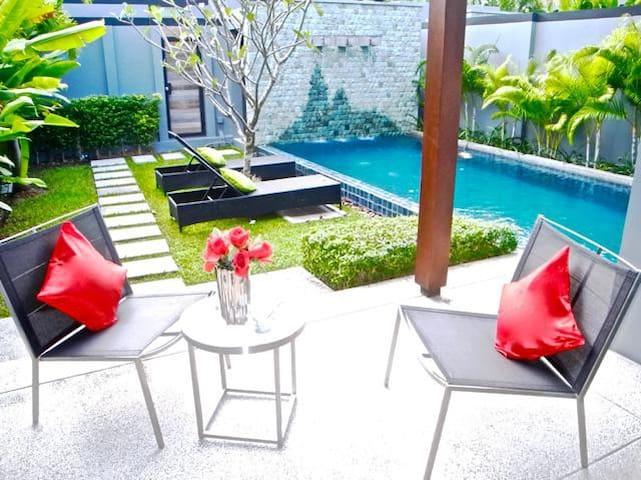 Peaceful Charming Tropical villa - Rawai - Ev