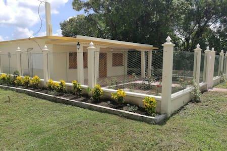 Trinidad Authentic Tobacco Farm Villa Experience