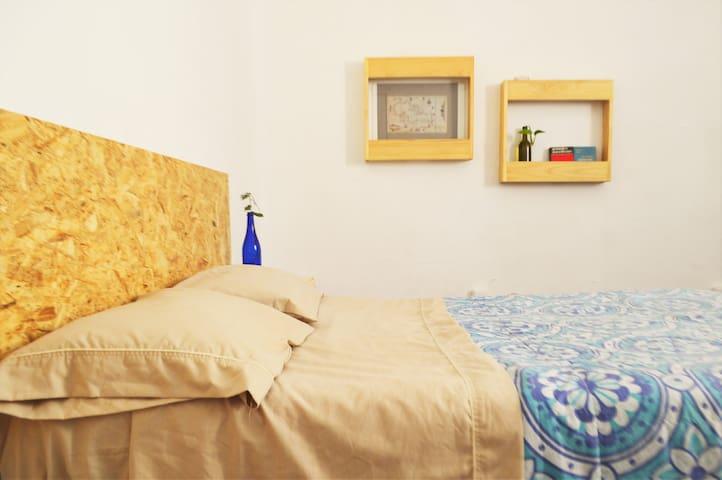 CENTRICA, Amplia habitación luminosa. GDL - Guadalajara - Apartment