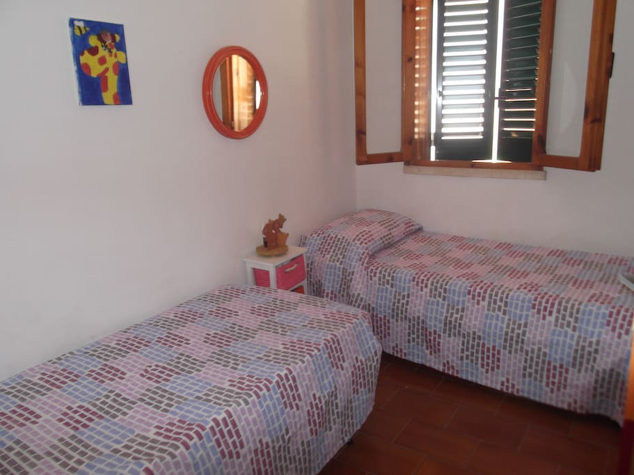 camera con letti singoli - room with single beds
