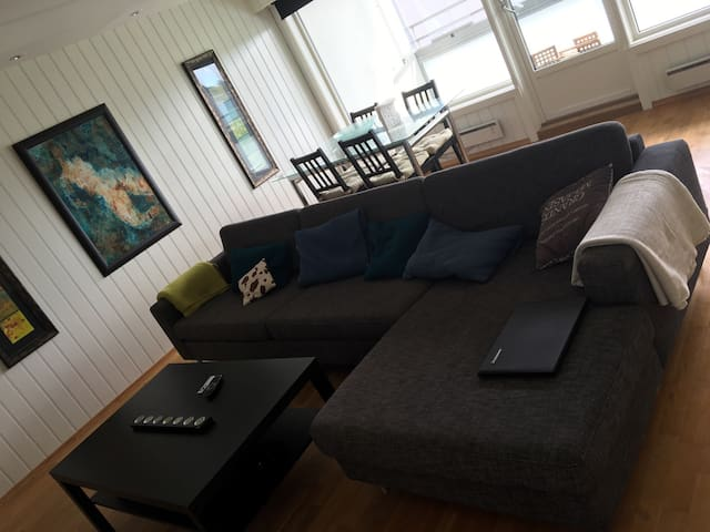 Three bedrooms in Oslo - Oslo - Appartement