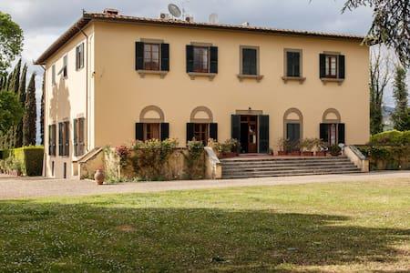 Villa Il Padule app. Patrizia