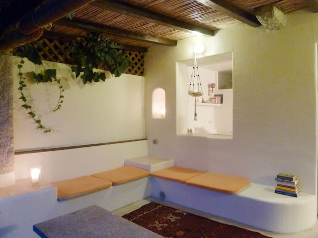 greek style house in sardinia - Loiri Porto San Paolo - Apartament