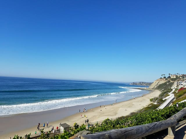 Beach life less than 5 mins walk - Dana Point - Apartment