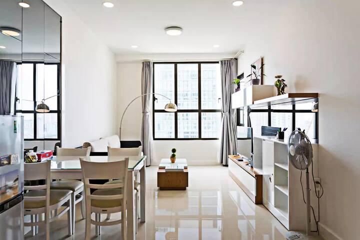 Căn hộ chung cư tại Căn hộ Luxcity