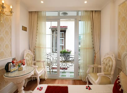 Best Double Balcony - Heart of Hanoi Old Quarter - Hanói - Bed & Breakfast