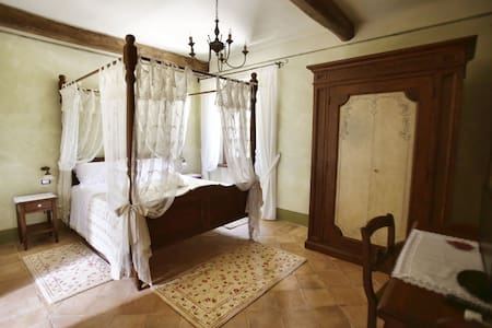 Ruspante Hostelry, Carmina room - Castro dei Volsci - Bed & Breakfast