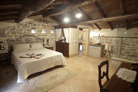 Ruspante Hostelry, Rocco room. - Castro dei Volsci