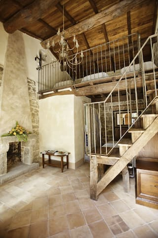 Ruspante Hostelry, Bastiano room - Castro dei Volsci - Bed & Breakfast