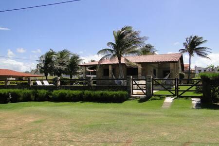 Linda Casa na Beira Mar  - Parnamirim