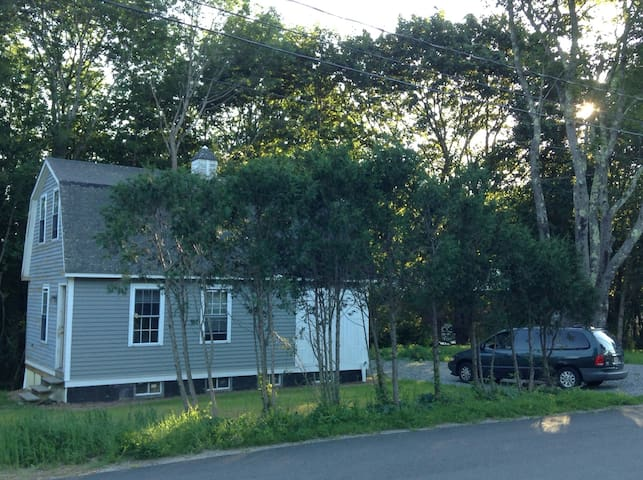 Cozy 1 bedroom house in Rockport ME