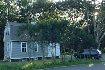 Cozy 1 bedroom house in Rockport ME - Rockport