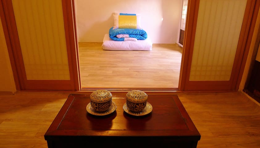 Hanok Guesthouse201(Family room)
