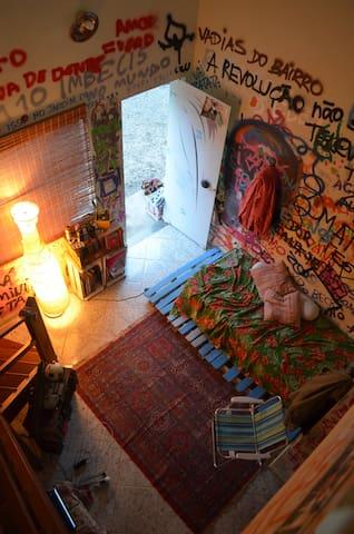 Cozy Shared Room in a Young Vila - Rio das Ostras