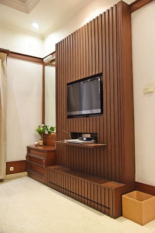 TV Unit Bedroom