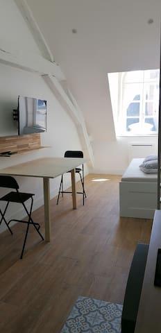 Studio plein de charme