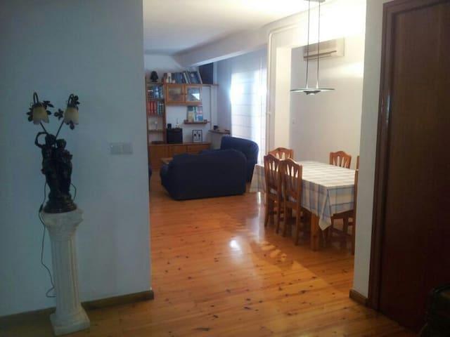 Habitación en piso de Lleida ciudad - Lleida - Huis