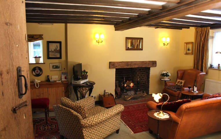 Pilstyes B&B, Lindfield, sussex