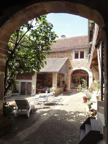 Chambres d'hôtes 3 épis Béarn - Lucq-de-Béarn - ที่พักพร้อมอาหารเช้า