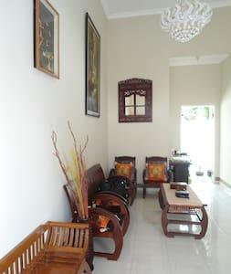 king safira residence agung house  - sepande sidoarjo