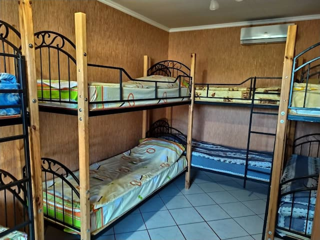Rosh Hashana apartment