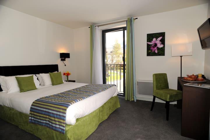 Chambre double supérieur - Chamonix - Boutique-hotell