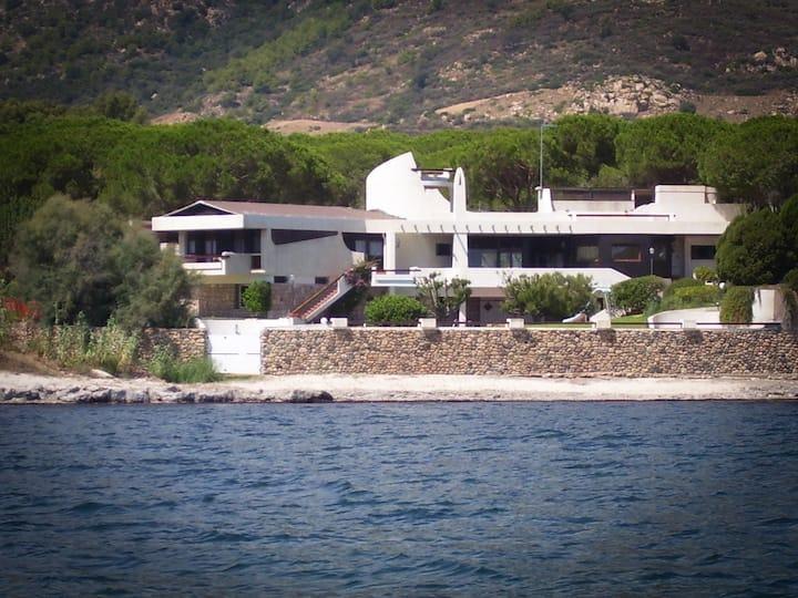 Villa la Chiocciola:oasi di pace con ogni comfort
