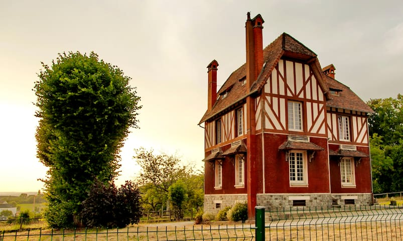 Chambres d'hôtes Belle-Vue Domfront - Domfront - Bed & Breakfast