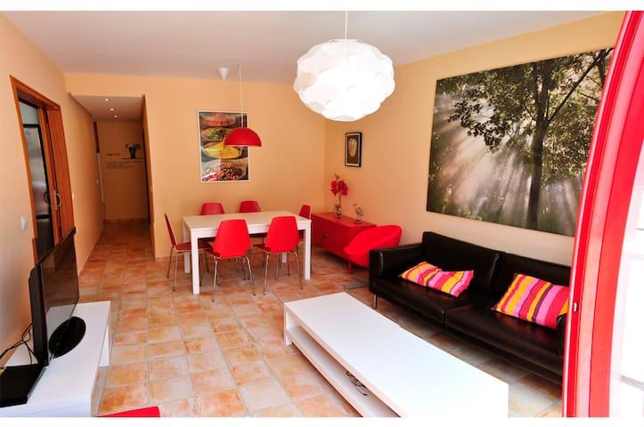 Cute duplex-flat in Morro Jable