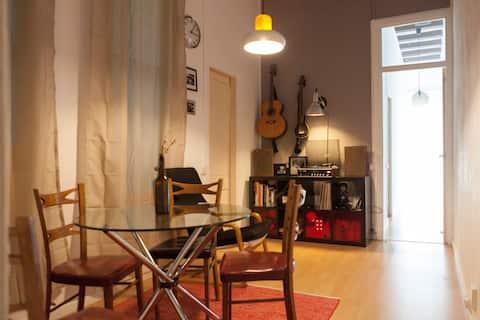 Habitación Doble espaciosa y Perfecta Ubicación
