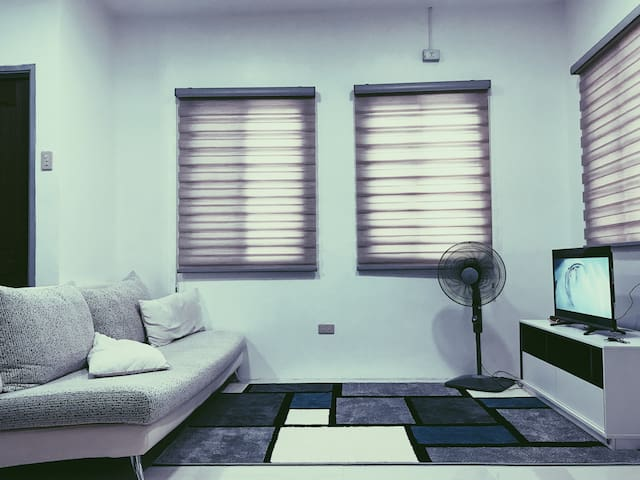 3 BR Bungalow in Angeles City (Near SM Tela)