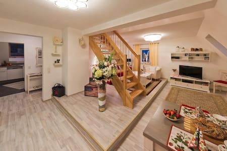 Eine sympatische Wohnung auf der schwäbischen Alb - Rosenfeld - Huoneisto