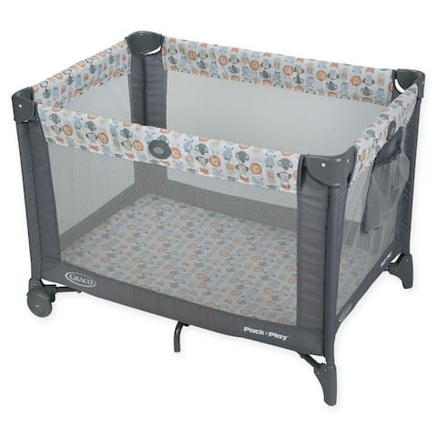 A pack in play baby crib is provided