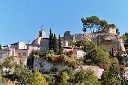 Maison de charme Lubéron-Vaucluse - Le Beaucet