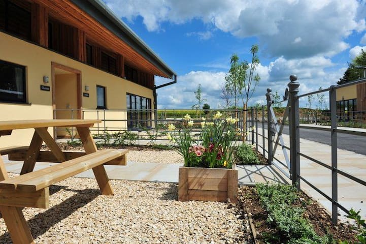 The Courtyard Barn - Cheltenham - Casa