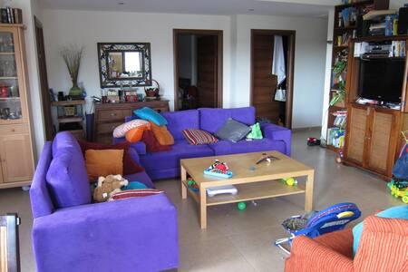 Pastoral aptmt in Nes Harim Chagim - Nes Harim - Apartment