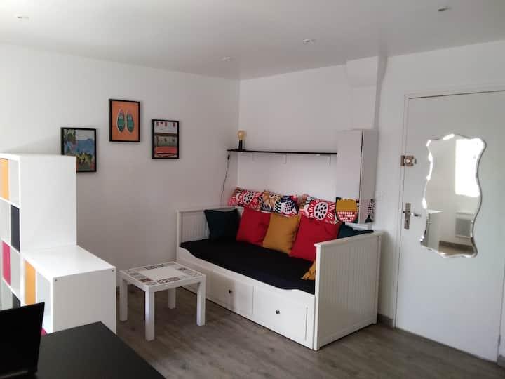 Petit toit arrageois, 2 pièces 32 m2, Centre Ville
