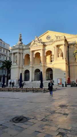 T3 proche Opéra