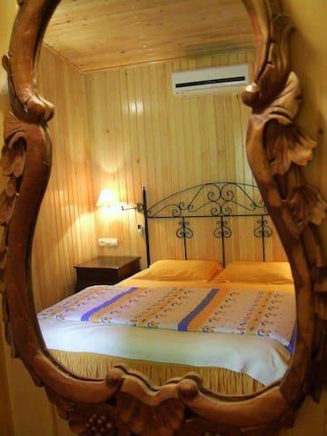 Kibala Sıcak Ve Sevimli Bungala :) - Antalya, TR - Treehouse