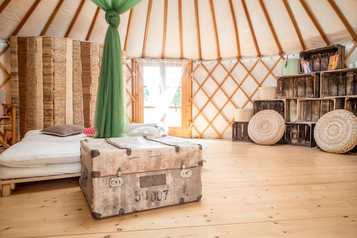 Relaxing Holiday in Yurt - Chlum - 蒙古包