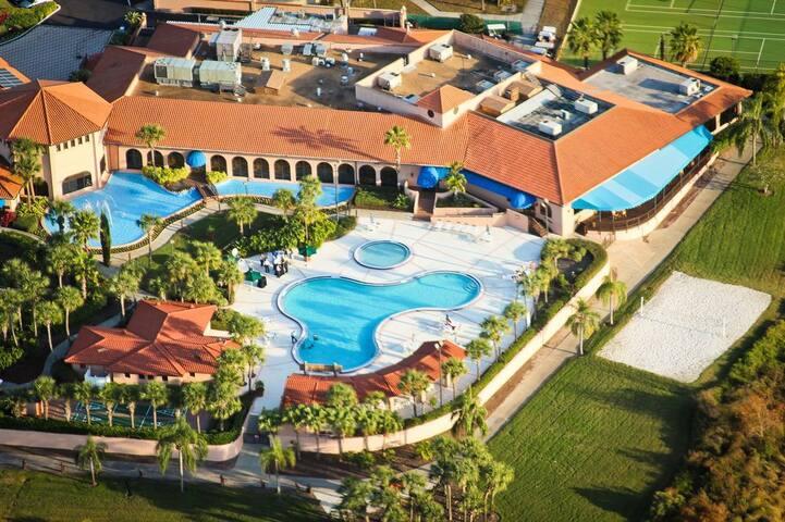 5 Stars Resort,Suite Villa,4 People, Best Location