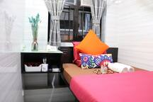Deluxe Double Room With Private Bathroom #12