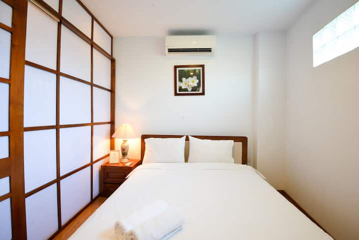 Cozy 1 Bedroom style Japanse on Linh Lang str #14