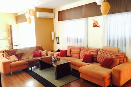 Beachfront apartment in Limassol - Germasogeia