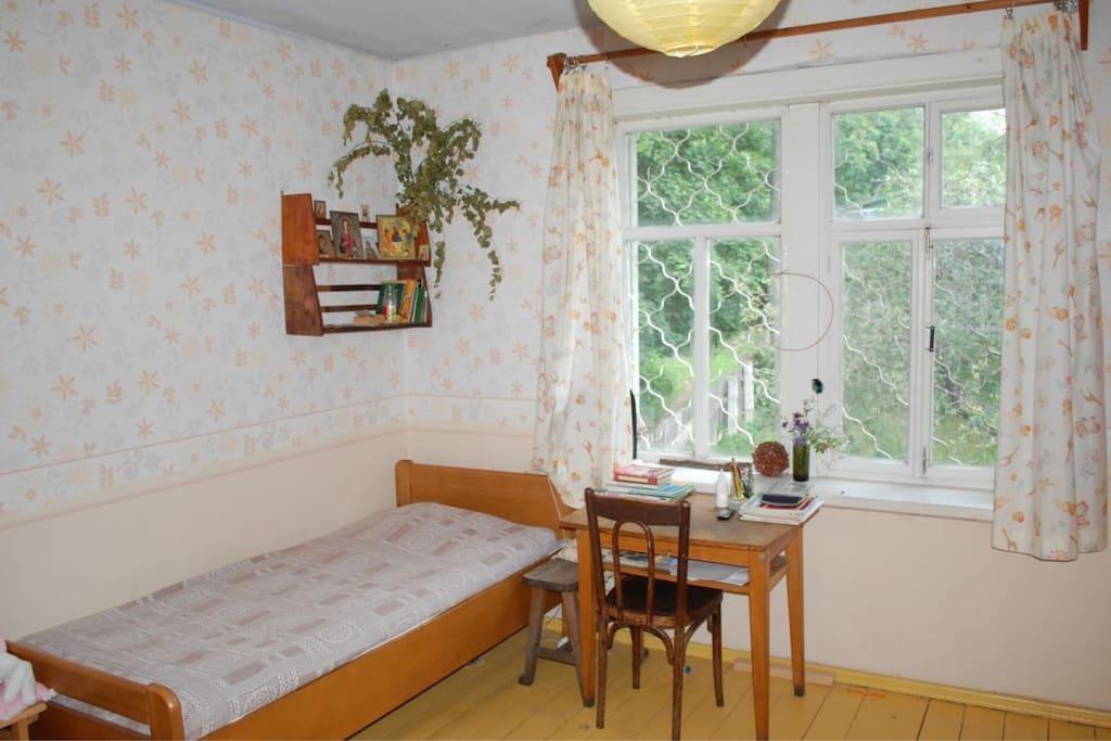 Спальня 1 14м2