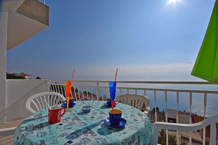One bedroom Apartment, seaside in Stanici