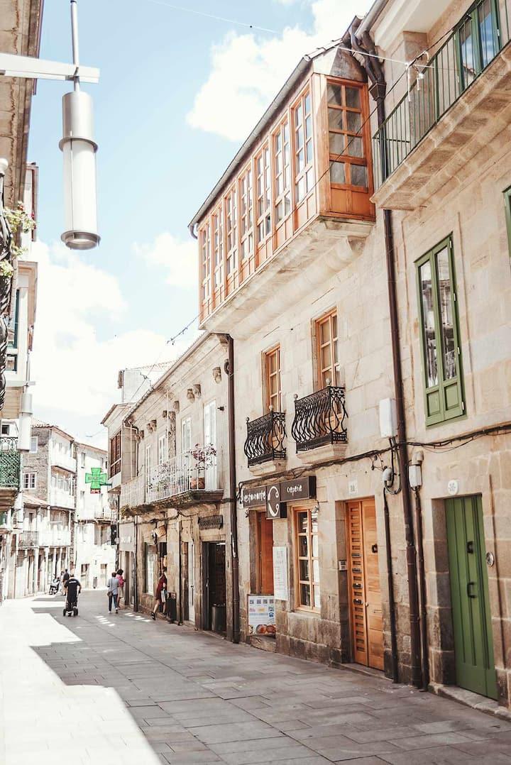 Dúplex en pleno casco histórico, Calle Real