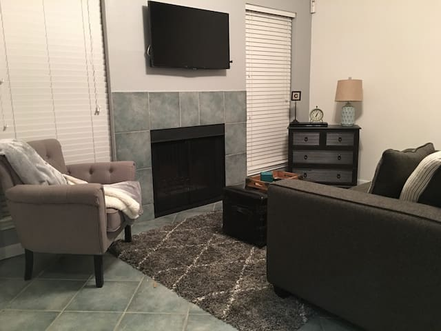 Cozy Townhouse near NRG Stadium and Med Center