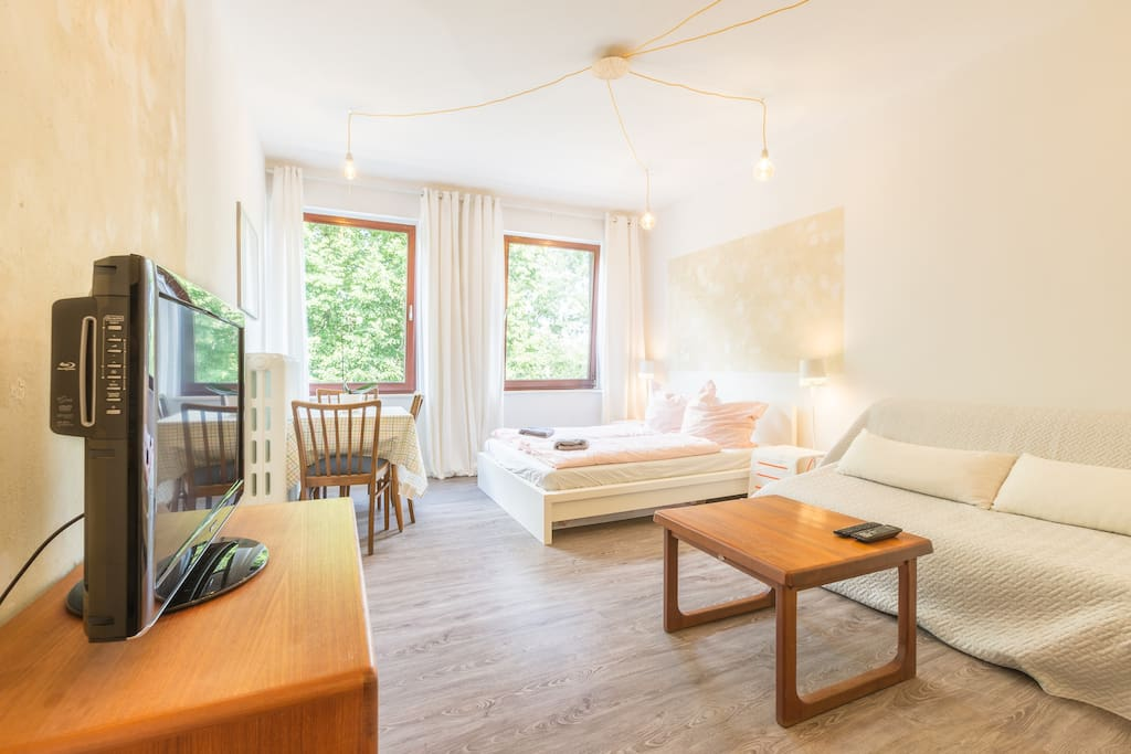 Cute little city apartment apartments for rent in bremen for Cute small apartments