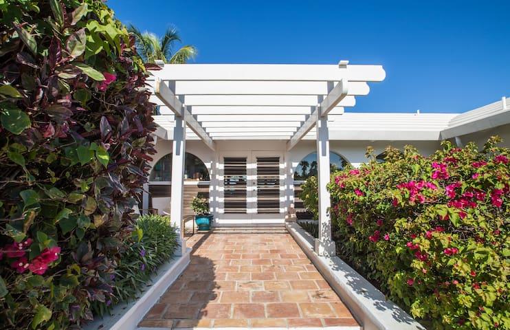L'Oasis in Paradise - Leeward Settlement - Casa